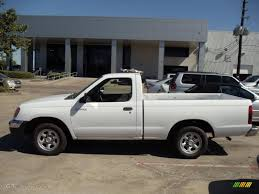 white nissan frontier nissan frontier 2000 single cab image 77