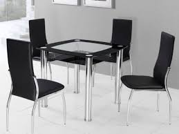 Plus Size Dining Room Chairs by Kitchen Chairs Elegant Square Tempered Glass Dining Table