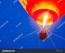 air balloon fire dark blue stock photo 572637997 shutterstock