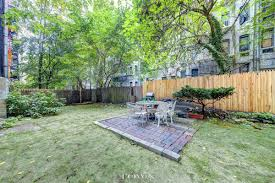 yorkville one bedroom with a surprisingly massive backyard wants