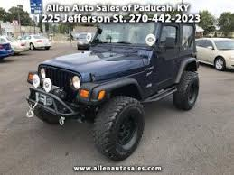used jeep for sale jeep wrangler for sale indiana or used jeep wrangler near