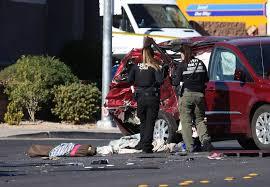 1 boy killed 1 critically hurt in east valley car crash u2013 las