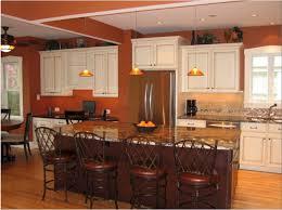 Orange Kitchen Ideas 24 Awesome Orange And Blue Kitchen Color Scheme Ideas For Cozy