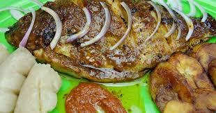 cuisiner poisson tilapia au four recette par tchop afrik a cuisine