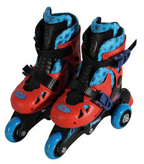 playwheels ultimate spider man kids convertible 2 in 1 skates