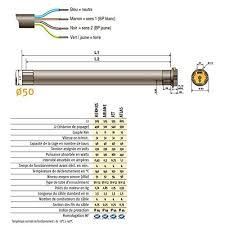 motor 230 v 50hz lt50 hermes somfy 1030011 4 32 amazon co uk diy