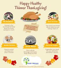 a happy healthy thinner thanksgiving health wellness