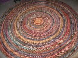 Making Braided Rugs The Round Braided Rugs U2014 Home Ideas Collection