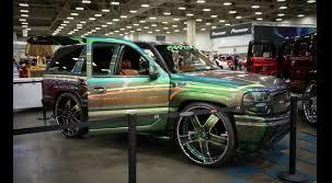 green cadillac escalade car gallery