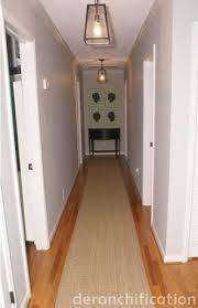 hallway rug runner neutral hall runner natural fiber hallway