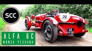 Alfa Romeo 6c Price Vlog 2 Back To Enzo Ferrari U0027s Old Days Alfa Romeo 6c Monza