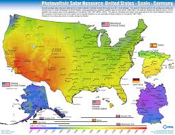 Images Of The United States Map by Pv Map Us Germany Spain Jpg