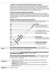 Sample Resume Philippines by Examples Of Resumes Sample Resume For Job Application In