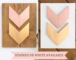 Rose Gold Home Decor by Rose Gold Decor Rose Gold Wall Art Rose Gold Home Decor
