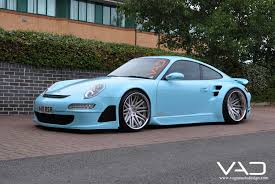 porsche riviera blue paint code fully built vad porsche rsr 650 turbo full aero kit intercoolers