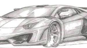 lamborghini drawing fab design previews lamborghini aventador program