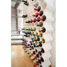 koziol set up wine rack buy contemporary modular stacking wine rack