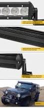 Waterproof Led Light Bar 12v by Hot Sale 108w Led Light Bar Dune Buggy 40 Inch Single Row Slim 12v
