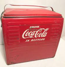 coca cola cooler original