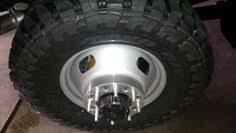 dually wheel spacers dodge ram f 450 rear dually 2 billet aluminum wheel spacer maximum
