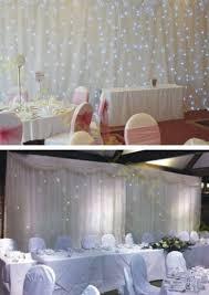 wedding backdrop material china led curtain with white led twinkle wedding backdrop