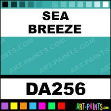 sea breeze americana acrylic paints da256 sea breeze paint