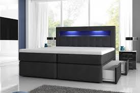 Komplettes Schlafzimmer Auf Ratenzahlung Schlafzimmer Mit Boxspringbett Mit Zwei Bettkästen Möbel Für