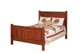 Shaker Bedroom Furniture Amish Beds Amish Custom Furniture