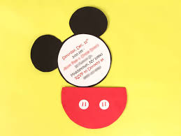 mickey mouse ears template printable free download clip art