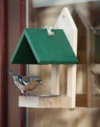 Patio Bird Feeder Stand Simple Wall Mounted Diy Homemade Bird Feeders To Make