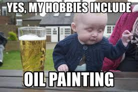 Oil Painting Meme - oil painting generator painting ideas