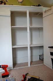How To Hang Shelves by How To Install Closet Shelves Youtube Home Design Ideas