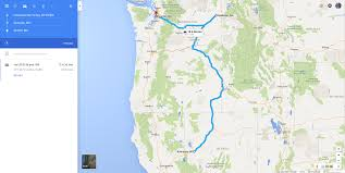 Google Maps Seattle by Mental Health Charity Lyft Drive Day 17 Last 1000 Miles To