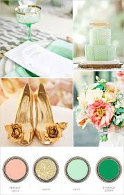 april wedding colors gold mint emerald nursery for a the