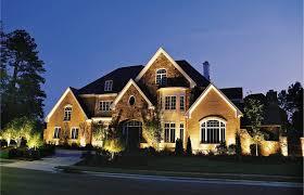 outdoor landscape lighting style trend in outdoor