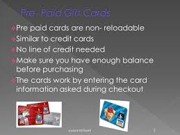 reloadable credit cards justice stillwell 1 pre paid cards are non reloadable