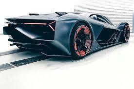 lamborghini all car lamborghini introduces its all electric sports car concept