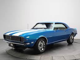 1967 camaro z 28 1968 chevrolet camaro z28 rs