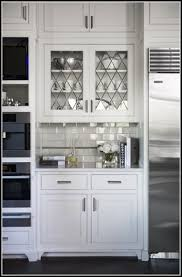Beveled Leaded Glass Cabinet Doors Cabinet  Home Decorating - Leaded glass kitchen cabinets