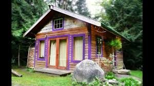 this is a artwood cottage on pender island of british columbia