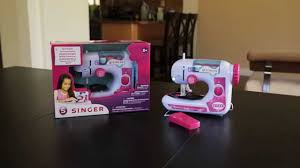 singer ez stitch chainstitch sewing machine a2213 threading