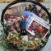 country primitive gift baskets