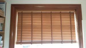 faux wood venetian blind u2013 ines interiors
