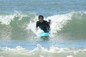 Members Of Blind Faith Blind Faith Story Jump Blind Kids Surfing For The First Time