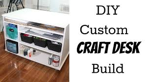 Diy Craft Desk Diy Craft Desk Some Of This And That