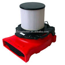 low profile air blower flood restoration water damage air mover