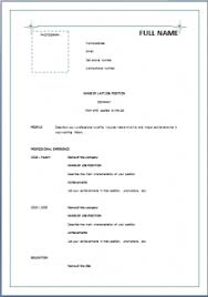 simple job resume format pdf basic resume format pdf http www resumecareer info basic
