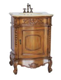 Antique Style Bathroom Vanities by 12 To 34 Inch Single Sink Vanities Vanity With Sink Petite