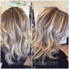 color correction with balayage and foilyage with olapex balayage