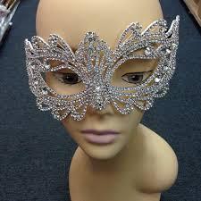 rhinestone masquerade masks best sell rhinestone masquerade mask wedding mask
